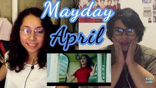 Reaction | APRIL (에이프릴) – Mayday (메이데이)