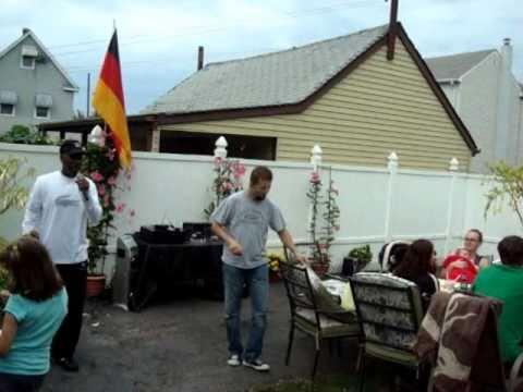 Oktoberfest With Tony Burney