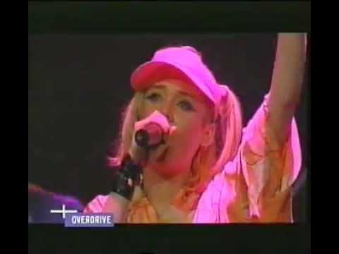 Moloko - Sing It Back (Live on Viva's Overdrive 2000)