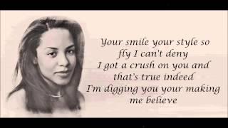 Aaliyah - One In A Million Lyrics HD