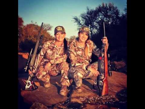 112 JEN O'HARA AND NORISSA HARMAN - Girls with Guns!  Deer Hunting, Clothing Design & Universal...