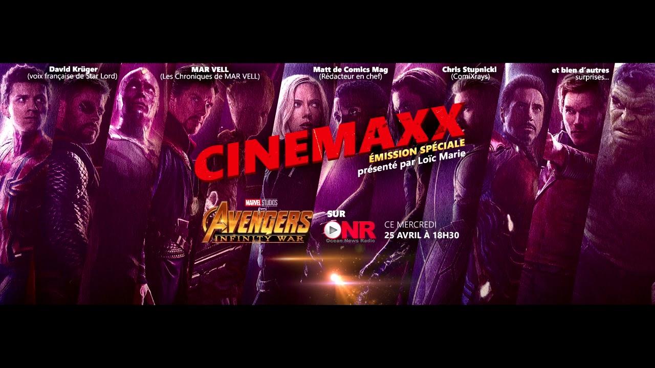 Avengers Cinemaxx
