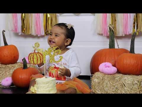 Pumpkin Patch Party Decor + DIY   Fall Birthday Ideas
