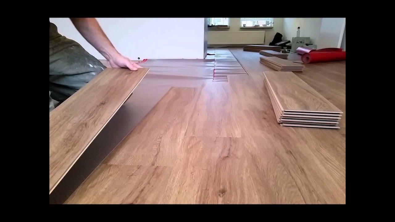 Test Pvc Vloeren : Pvc vloer leggen over oude parket vloer door loman parket