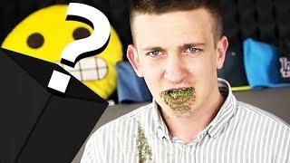 ЕДА ИЗ ЧЕРНОЙ КОРОБКИ - Food Box Challenge