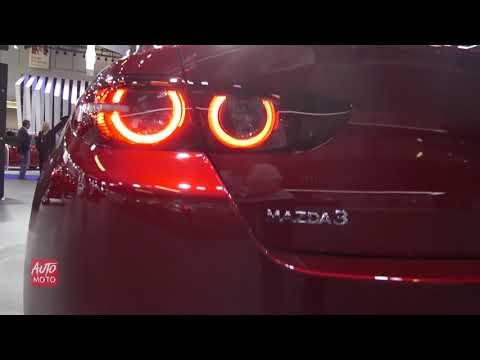 2020 Mazda 3 SkyActivG   Exterior And Interior Walkaround   2019 Montreal Auto Show
