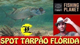 FISHING PLANET :: TARPÃO NA FLÓRIDA / EVERGLADES :: 2018 ::