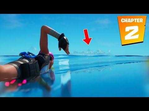 how-to-swim-50m-in-under-5-seconds---fortnite-rippley-vs-sludge-challenges