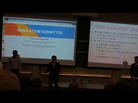 PGSS 2015 Computer Science Team Project Presentation