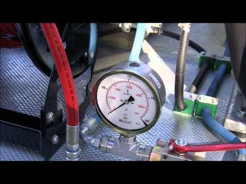 Jetwave Hydro-jetter Drain Cleaning Machine (Trailer Mount)