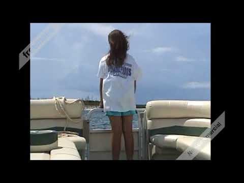 St. Andrews State Park Panama City Beach, FL August 2007 footage