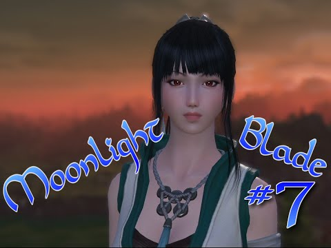 Male Fashion choices! Moonlight Blade Online CN OBT