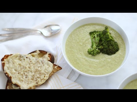 Potato, Broccoli, And Cheddar Soup - Everyday Food With Sarah Carey