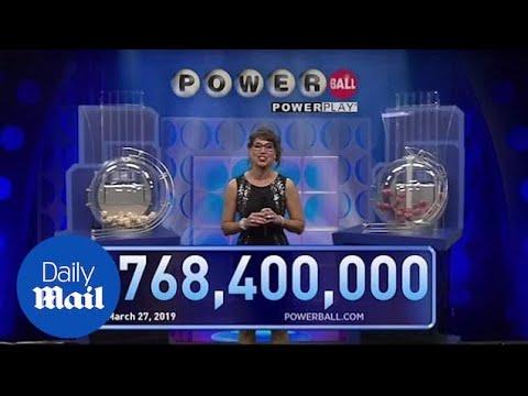 Winning $768M Powerball ticket sold in Wisconsin