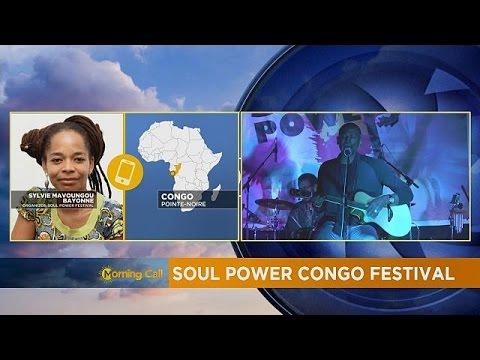Soul Power Festival in the Republic of Congo