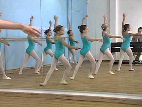 Classical Art of Ballet Advanced Positions and Movements