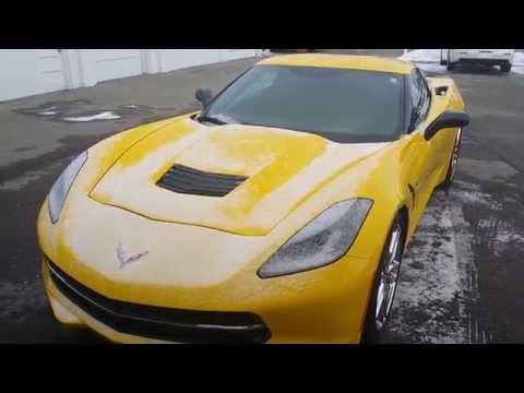 Comparison Between A Chevrolet Corvette 3LT Z51 And A 1LT By Wayne Ulery
