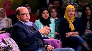 #CBCegy   #CBCPromo   انتظرونا الجمعة في معكم مني الشاذلي   لقاء خاص مع عمر طاهر