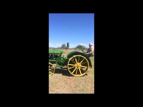 1925 John Deere Spoker D in TX - sold 4-28-2016 to Arizona buyer. Thank you.