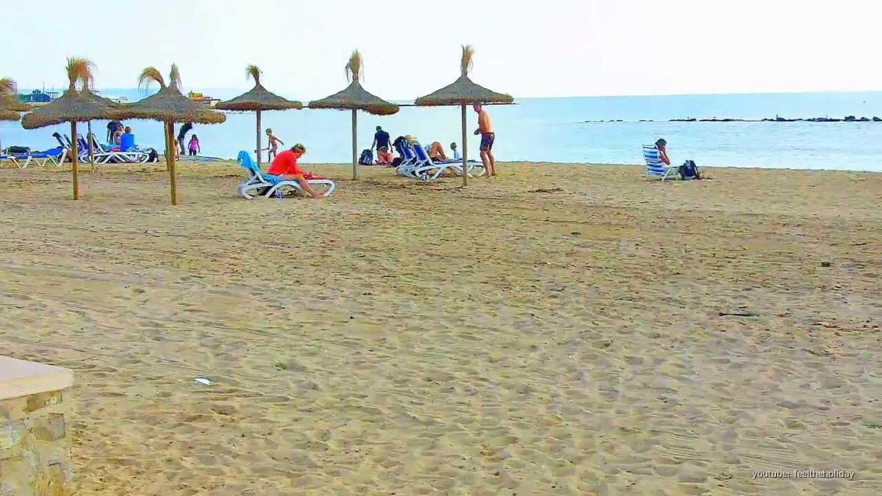 Insider mallorca beach strand ciudad jardin part 2 playa for Playa ciudad jardin