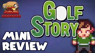 GOLF STORY (Nintendo Switch) - Mini-Review