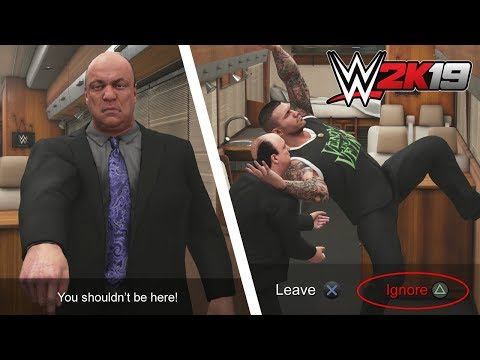 WWE 2K19 - 25 Unexpected & Creative Ways to Land The RKO