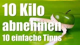 Schnell abnehmen in einer Woche - 10 Kilo abnehmen mit diesen 10 Tipps(Jetzt KOSTENLOSEN Diätplan sichern: http://diaetplan-kostenlos.com. Mit diesem einfachen aber effektiven Tipps können..., 2014-11-18T08:05:29.000Z)