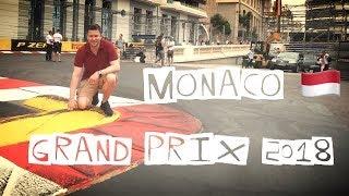 Vlog 046 - Monaco Grand Prix 2018 Race Day