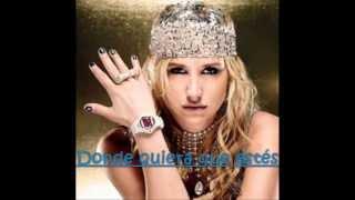 Kesha - Wherever You Are Subtitulada Español