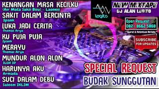 Download lagu DJ KENANGAN MASA KECIL | LUKA JADI CERITA | REMIX FUNKOT | REQ BUDAK SUNGGUTAN ☑️ DJ Alan Legito