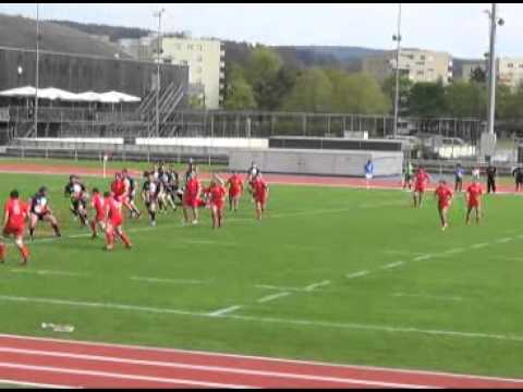 Suisse Rugby Day 12.04.2014 : Suisse - Malta, Winterthur (CH)