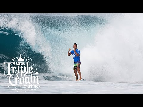 Billabong Pipe Masters 2016: Final Day Highlights  Vans Triple Crown of Surfing  VANS