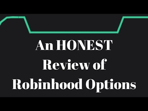 An HONEST Review of Robinhood Options - Day Trading Penny Stocks
