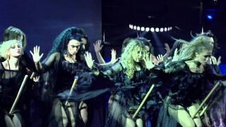 Эротический шоу-балет