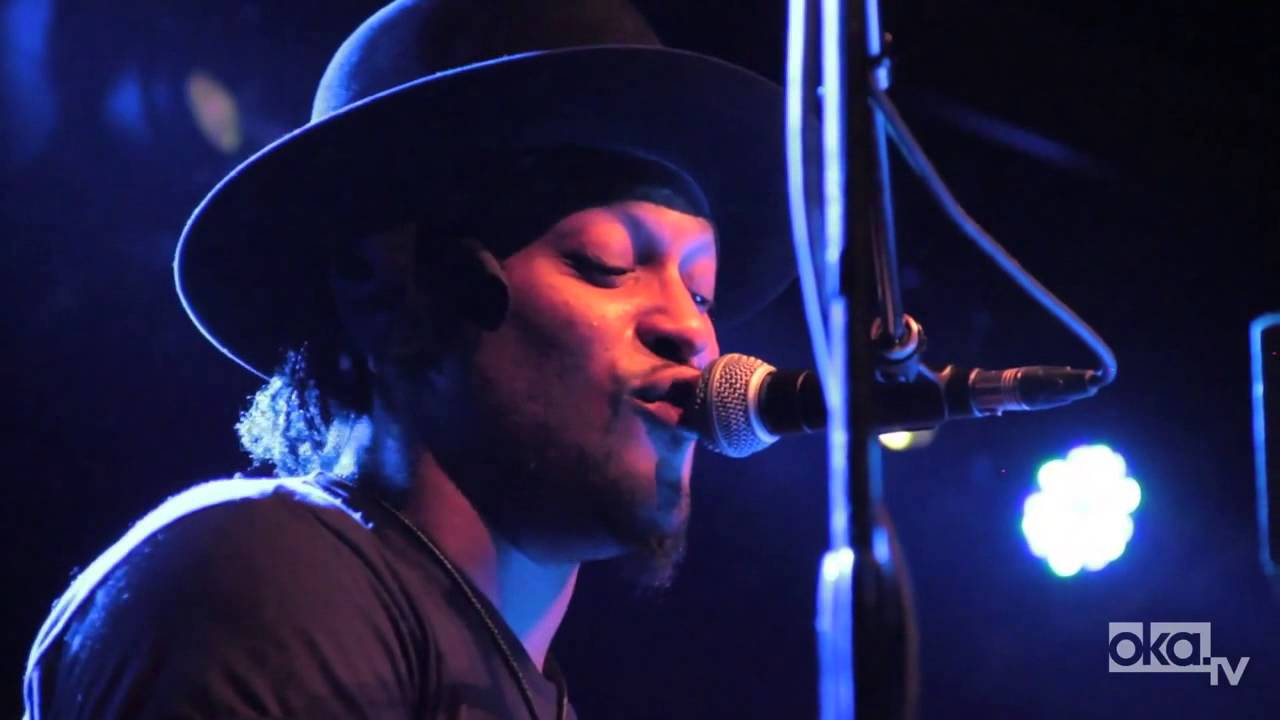 D'Angelo |  Africa | live at Brooklyn Bowl 2013 HD