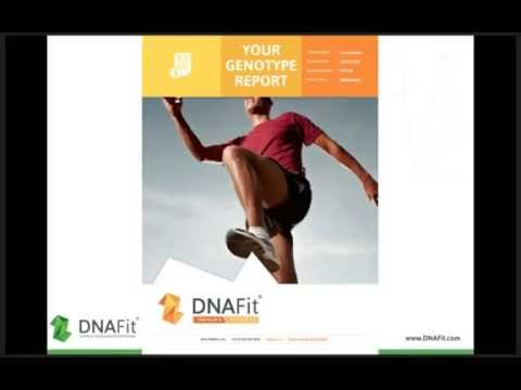 Webinar: DNAFit - Harnessing the Power of Genetics to Boost