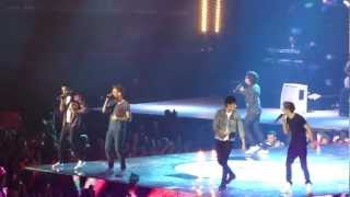 One Direction- C'mon C'mon at Jingle Bell Ball 2012