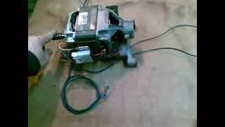 Подключение универсального мотора MCA 52\64 от стиральной машинки, схема(Подключение универсального мотора MCA 52\64 -148\KT11 390Вт. 13000 Об\мин. от стиральной машины-автомат. С сайта http://xn----8s..., 2015-03-26T09:04:31.000Z)