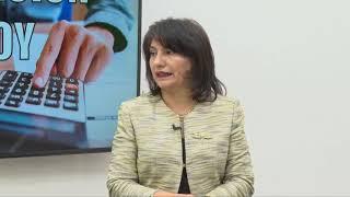 TRIBUTACIÓN DE HOY -INVITADA DRA  MARÍA INÉS DE VARGAS TEMA  REPARTO DE UTILIDADES