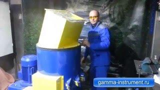 видео Оборудование для переработки пластика
