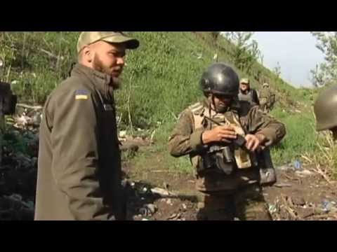 Battle for Donetsk Airport: Soldiers defend Ukraine from militant advance