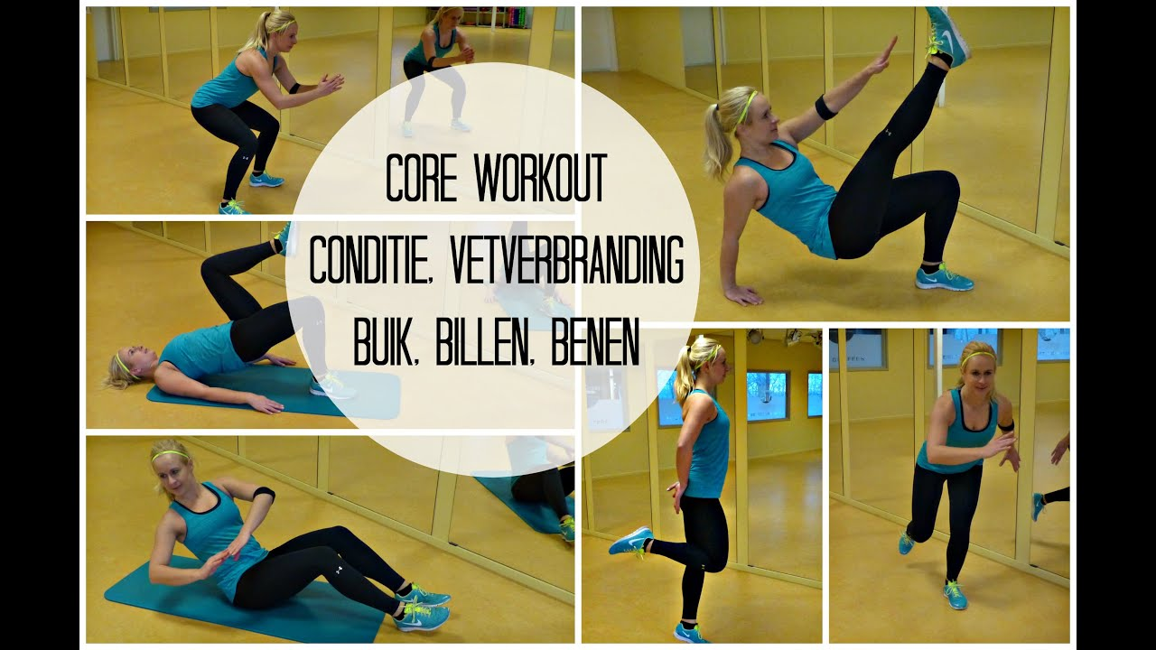 workout vetverbranding buik