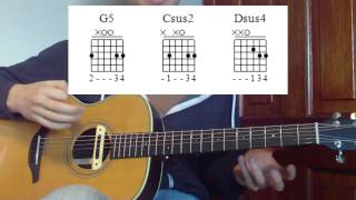 22 - Taylor Swift Guitar Lesson RED Album