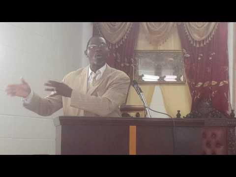 Bishop Douglas Jackson- July 2, 2017
