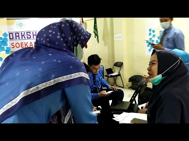WORKSHOP TAHUN PELAJARAN 2021/2022 UPTD SDS SOEKARNO HATTA