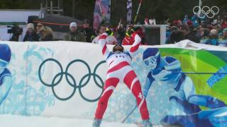 Defago - Alpine Skiing - Men's Downhill - Vancouver 2010 Winter Olympic Games