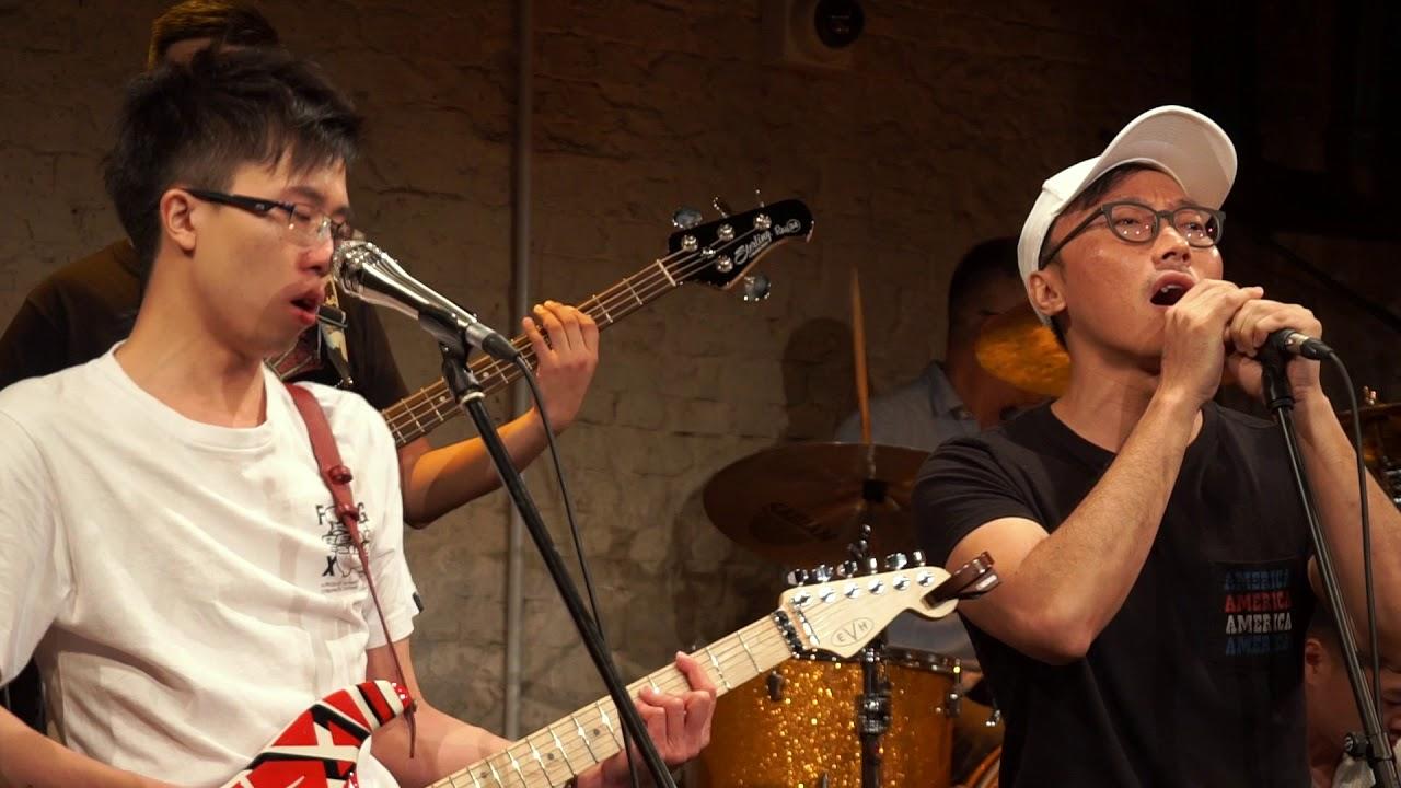 長城 -- TR & Talented Friends Teddy Band - ROCK SHOW 180907BN- - YouTube