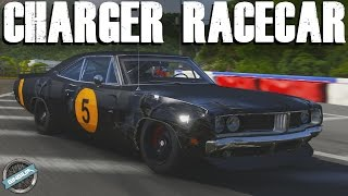 CLASSIC MUSCLE RACECAR! - 1969 Dodge Charger R/T || CIRCUIT BUILD || Forza 6