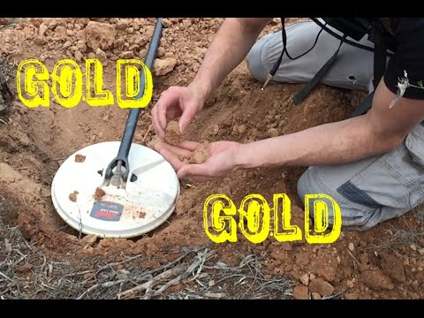 FINDING GOLD NUGGETS  Metal Detecting VIC Australia