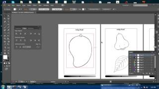 How to open a multiple page PDF file in Adobe Illustrator | PDF file with pages in to illustrator